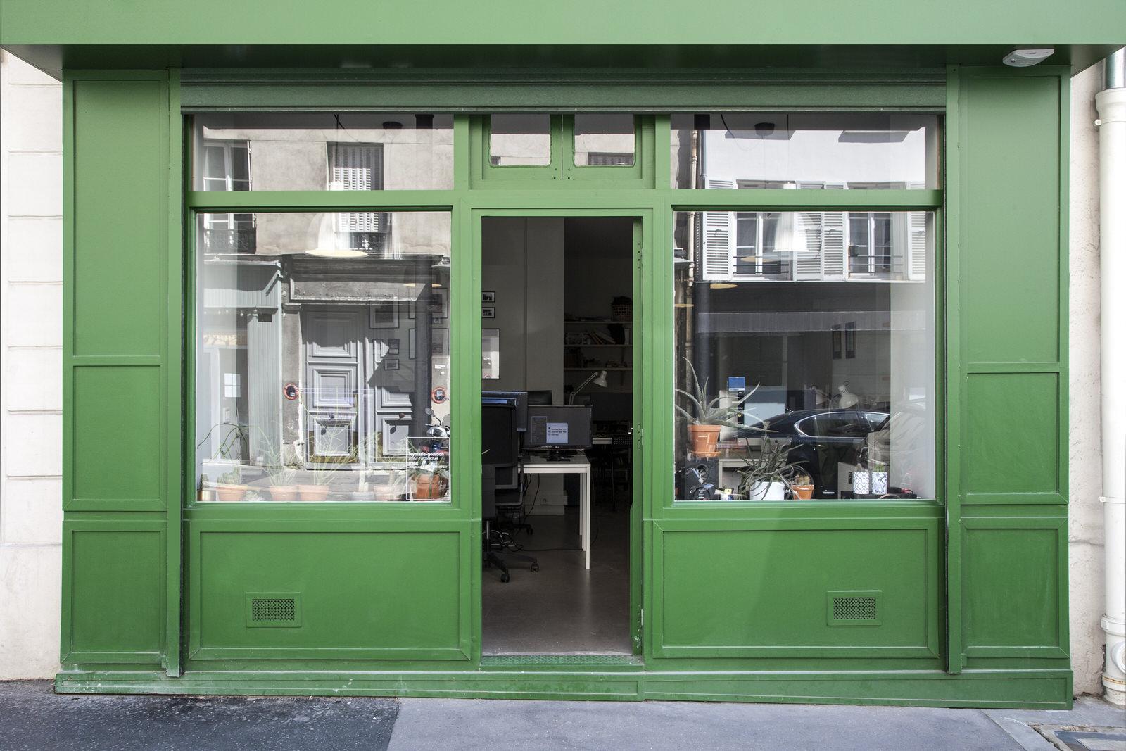 Eva Gourdon et Chloé Leymarie — Architectes